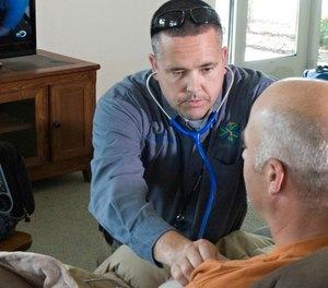 Evoking empathy is a powerful tool for EMS providers. Use it cautiously. (Photo/Idaho State University)