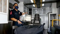 Texas city's state-of-the-art 'COVID ambulances' to hit the road in January
