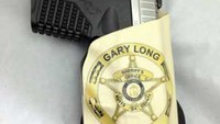 """Cook's badge-infused holsters are """"life-saving equipment"""""""