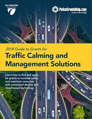 Learn about grants for traffic calming and management solutions
