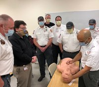 Texas EMS prepares rapid response and triage teams to deploy to COVID-19 'hotspots'