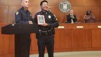 Fla. officer earns Medal of Valor for shooting gunman