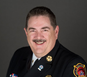 Chief Norris Croom, fire chief and emergency manager for the Town of Castle Rock (Colorado) Fire and Rescue Department.