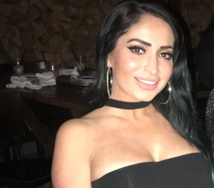 Angelina Pivarnick was one of the original hard-partying cast members of the MTV reality show in 2009. (Photo/Angelina Pivarnick, Twitter)