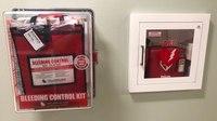 Chicago installs 426 bleeding control kits in city facilities