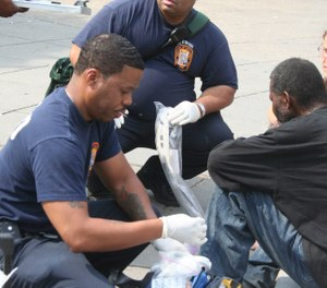 What's the perfect combination of traits for EMS personnel? (Photo/Wikimedia Commons)