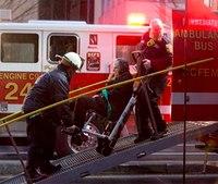 1 dead, dozens injured as smoke fills D.C. train