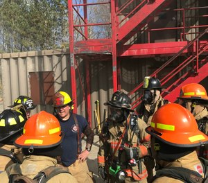 The need for qualified trainers that can provide cost-effective, necessary training for fire departments continues to rise, as departments increase the scope of their service delivery. (Photo/Cobb County Fire Department Training Division)