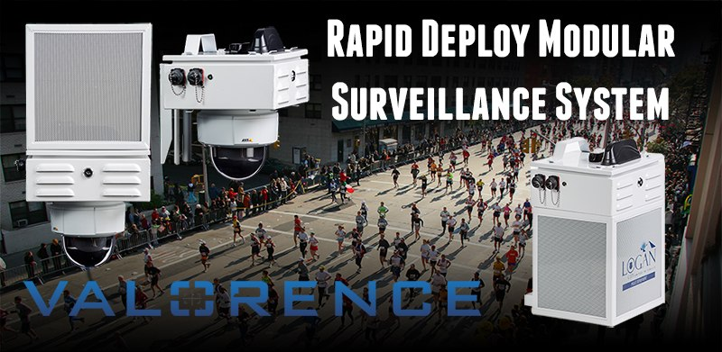 Valorence has successfully developed one of the smallest, light-weight, mobile, and modular high-powered surveillance systems in the industry. (Courtesy photo)