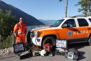 KERPA is a registered charity and sends a volunteer EMS physician, in a dedicated ground unit, directly to the scene of immediate threat to life 911 calls in the Kootenay Region.