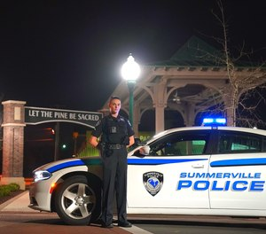 Innovative policies and technology enables Summerville PD in South Carolina to find and hire top-quality officers. (image/Summerville PD)