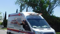Photo of the Week: Calif. EMS spreads birthday joy from a distance