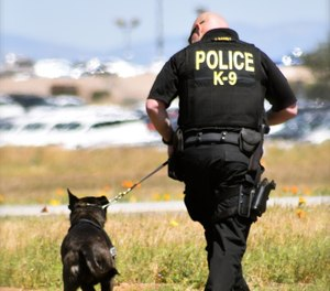 In preparing to become a K-9 handler, you need to determine what makes you the best candidate for the job. (Photo/PoliceOne)