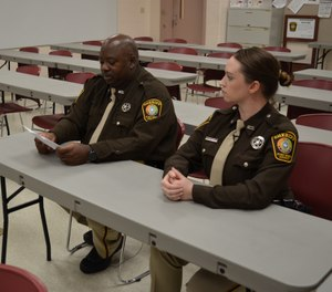 If you are going to become an expert in your field, you need to attend training regularly. (Photo/CorrectionsOne)
