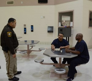 Inmates despise the officer who laughs with them one day and writes them up the next. (Photo/CorrectionsOne)