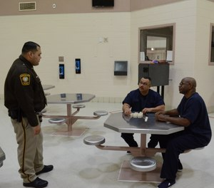 In corrections, we never truly know who gets booked into or who stays at our facilities. (Photo/CorrectionsOne)