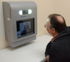 Lawsuits challenging video visitation are increasing against jails that use the technology to justify a decrease in or to eliminate in-person visitation. (Photo/CorrectionsOne)