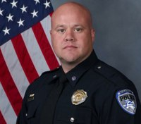 Death penalty sought for man charged in Texas officer's slaying