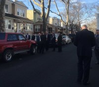 Police: NYPD officer was intended target of crude bomb that killed man