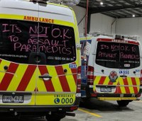 Outrage after paramedic bashers spared jail