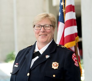 Debbie Sommer is assistant deputy chief paramedic with Chicago Fire Department EMS.