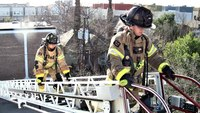 Ladder pipe operations: Best practices for firefighters