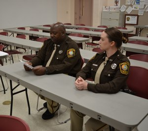 Training should be realistic and relevant – directly addressing the issues correctional officers face every day.