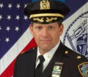 Deputy Chief Steven Silks (Photo/ New York Police Department)