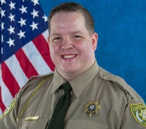 Deputy Sheriff Spencer Englett (Photo/ Forsyth County Sheriff's Office)