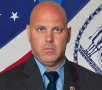 Street dedicated to fallen NYPD detective killed in blue-on-blue shooting