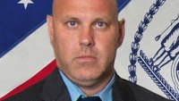 Street dedicated to fallenNYPD detective killed in blue-on-blue shooting