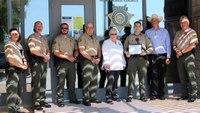 Ariz. detention officer recognized for preventing inmate overdose