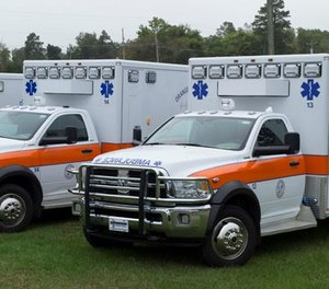 Orangeburg County EMS officials say that the COVID-19 pandemic has caused the mileage to significantly increase on its older ambulances, both due to COVID-19-related calls and increasing road accidents.