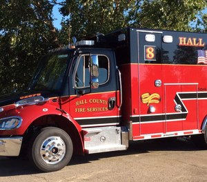 Hall County has approved a change to its pay structure that will give firefighter-paramedics a hefty raise.