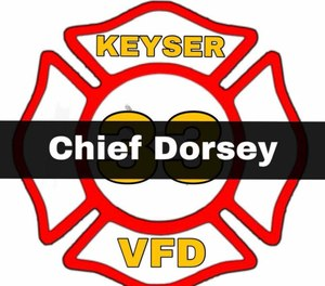 Dorsey Memorial Highway runs from the intersection of Route 46 and U.S. 220 west to the Keyser city limits, where Route 46 leaves the city as part of Carroll Avenue. (Photo/ Keyser Volunteer Fire Department)