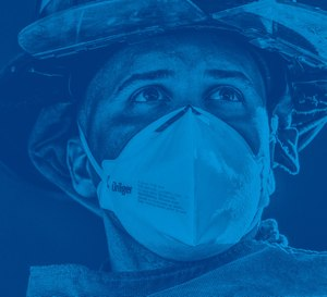 If properly worn, an N95 respirator filters out 95 percent of non-oil particulates 0.3 microns or larger, keeping out most of the toxic particulates found on the fireground to help reduce firefighters' cancer risk.