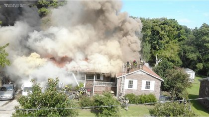 Completing the 540: Drones provide elevated insights into fireground operations