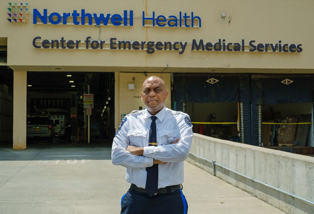 NASCAR star to honor EMS regional director who survived COVID-19