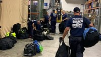 NYPD, FDNY send search-and-rescue team to aid Hurricane Ida relief