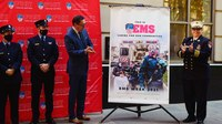 FDNY unveils poster for EMS Week 2021