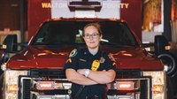 How fire departments used social media to celebrate EMS Week 2021