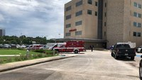 Houston officer 'critical' after being shot during call about parking fight