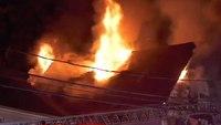 3 firefighters injured, 2 civilians dead in N.J. house fire