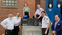 NYPD cops replace scooter for boy, 7, after theft caught on camera