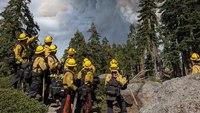President Biden receiving regular updates on worsening wildfire situation in West