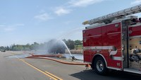 12 Calif. FFs transported to hospitals following trash truck explosion
