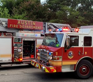Investigators are looking into what caused the fire. (Photo/Austin Fire Department)