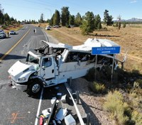 4 dead, multiple injured in Utah tour bus crash