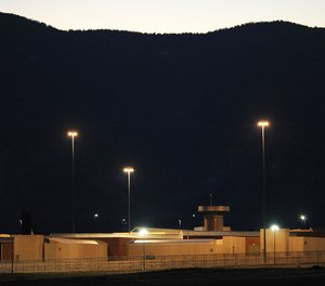 The Florence Federal Prison Complex in Florence, Colorado, shown on November 20, 2009, is home to the area known as Supermax which houses high-security federal prisoners such as terrorists. (Chris Schneider/Chicago Tribune/TNS)