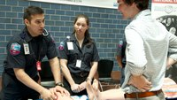 NHTSA Office of EMS and ACEP partner to teach Stop the Bleed and CPR